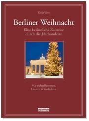 "Cover ""Berliner Weihnachten"", Dr. Kaija Voss"