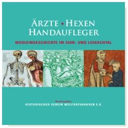 """Dr. Kaija Voss, Cover """"Ärzte, Hexen, Handaufleger"""", 2014"""
