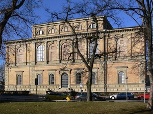 Dr. Kaija Voss, München, Alte Pinakothek
