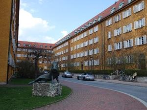 Dr. Kaija Voss, München, Borstei, Sitzender Keiler