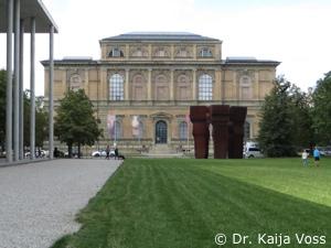Dr. Kaija Voss, München, Kunstareal