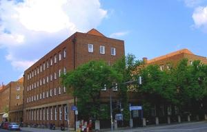 Dr. Kaija Voss, München, Ledigenheim