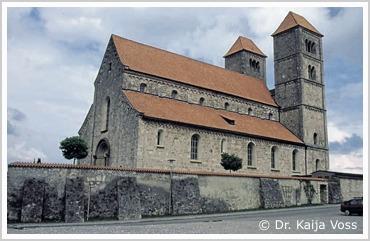 Dr. Kaija Voss,  Altenstadt, Kirche