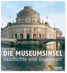 "Cover ""Die Museumsinsel"", Dr. Kaija Voss"