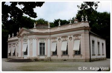 Dr. Kaija Voss, München, Amalienburg, Nymphenburger Schlosspark