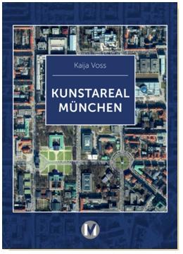 """Dr. Kaija Voss, """"Kunstareal München"""", 2016"""