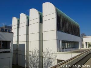 Dr. Kaija Voss, Vorlesungen Architektur Winter 2017/18