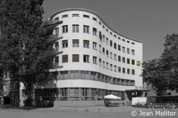 Dr. Kaija Voss, Projekt bau1haus, München, Post, Goetheplatz