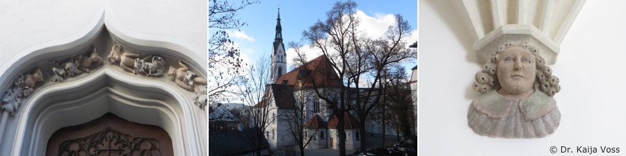 Dr. Kaija Voss, Bad Tölz, Pfarrkirche