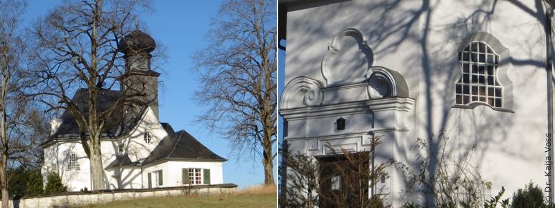Dr. Kaija Voss, Kochel a. See, ev. Kirche