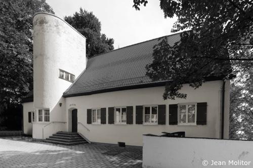 Bad Tölz, Wetterwarte, Molitor
