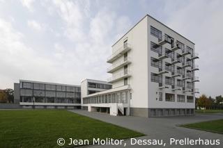Jean Molitor, Dessau, Prellerhaus