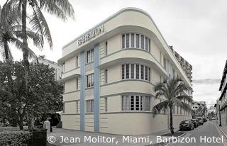 Jean Molitor, Miami, Barbizon Hotel