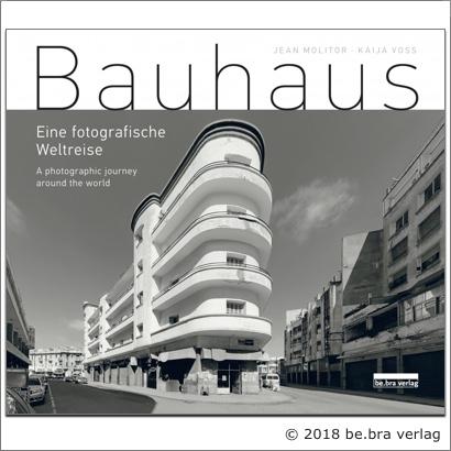 """Dr. Kaija Voss, Cover """"Bauhaus Eine fotografische Weltreise"""""""