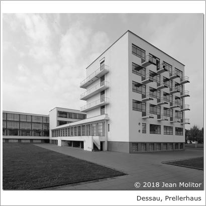 Dr. Kaija Voss/Jean Molitor, Dessau, Prellerhaus