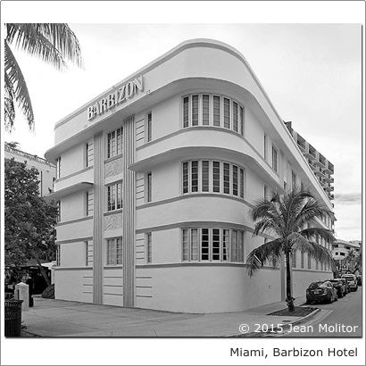 Dr. Kaija Voss/Jean Molitor, Miami, Barbizon Hotel