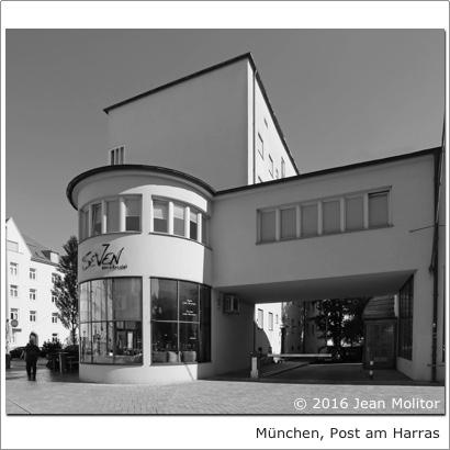 Dr. Kaija Voss/Jean Molitor, München, Post Harras