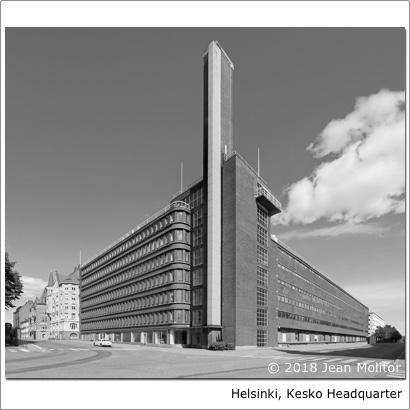 Dr. Kaija Voss/Jean Molitor, Helsinki, Kesko Headquarters