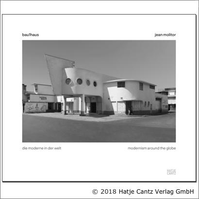 """Cover """"bau1haus – die moderne in der welt"""""""
