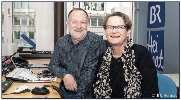 Dr. Kaija Voss, Michael Hafner, BR-Heimat, 15.5.19