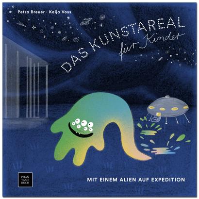 """Cover """"Das Kunstareal für Kinder"""""""