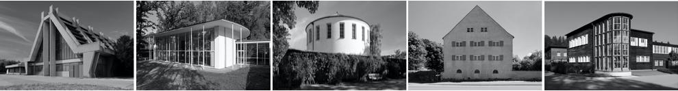 Ausstellung Architekturgalerie München: Bauhaus in Bayern