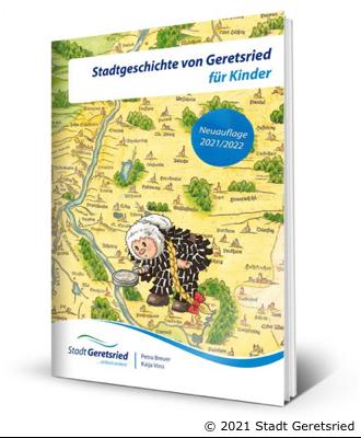 """""""Stadtgeschichte von Geretsried"""" 2021/2022"""